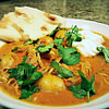 indian spiced stew with chicken and potatoes recipe main photo 1
