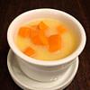 delicious split yellow mung bean sweet potato with coconut milk dessert soup recipe main photo