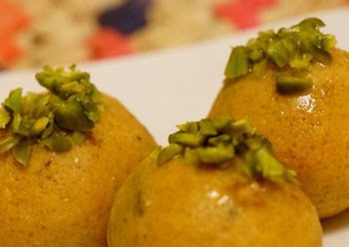 Indian Sweet Laddu