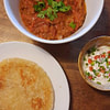 lentil and tomato curry indian style recipe main photo