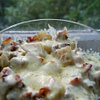 cheese mince bacon potato bake recipe main photo