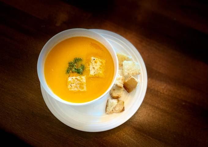 Madras tomato soup