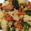 cauliflower con broccoli recipe main photo