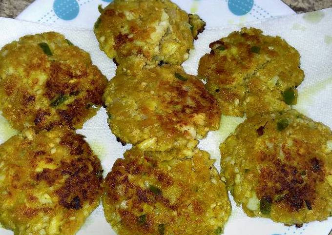 Indian fish cakes