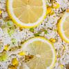 herb lemon fried rice recipe main photo
