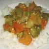 okra indian style recipe main photo