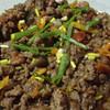 saucy tomato beef keema non curry mince recipe main photo