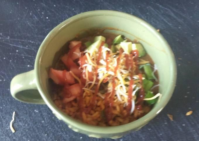 Burrito bowl instant pot ip