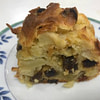 apple raisin cake recipe main photo