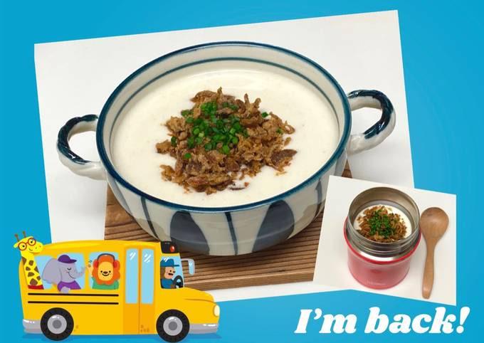 Vichyssoise Potato & Onion Cold Cream Soup