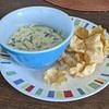 spinach artichoke dip instant pot ip recipe main photo