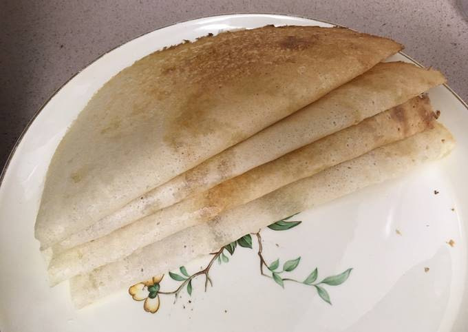 Dosa (Indian Rice Crepe), Dosa batter #mycookbook