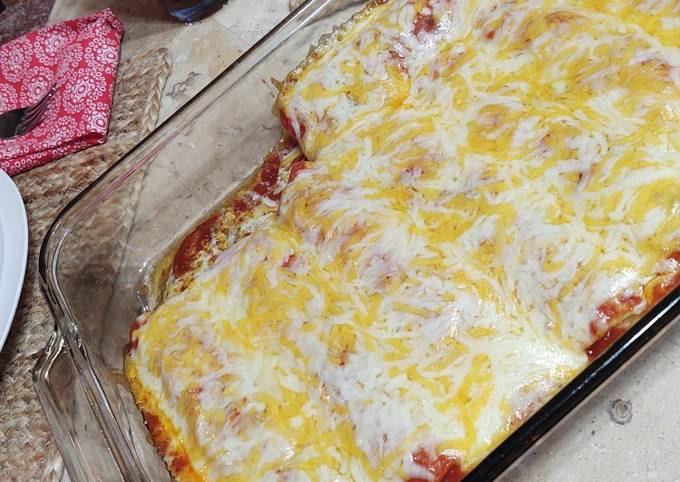 Unforgettable Enchiladas