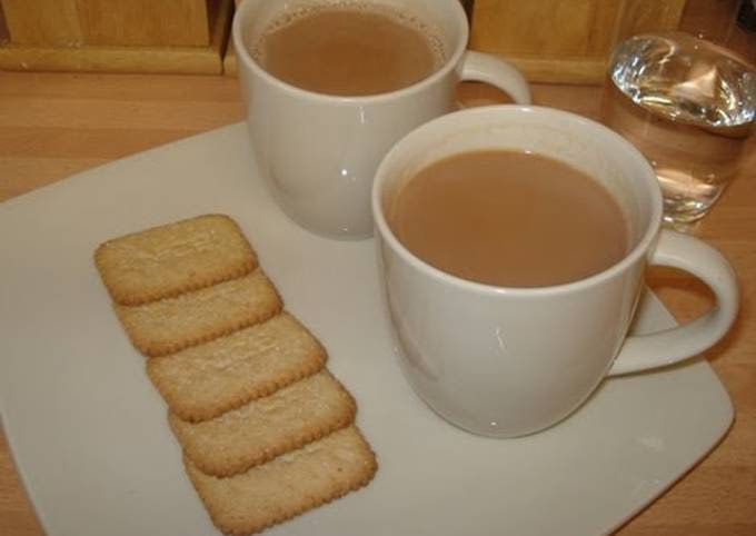 A Real Indian Family's Ginger Chai