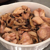 baked butter chicken and mushroom recipe main photo