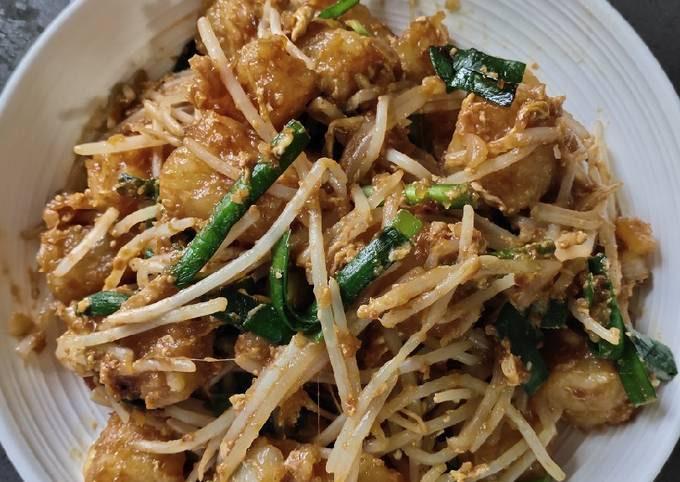 Chai Tow Kway..Radish cake