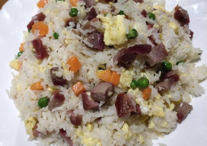 Simply Fried Rice