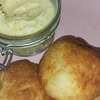 fat head bread with garlic butter recipe main photo