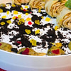 turkey tortilla rolls in indian style recipe main photo 1