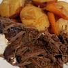 instapot pot roast recipe main photo