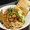 chicken noodles chicken feet indonesian street style recipe main photo