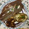 steak w potato and mushrooms recipe main photo