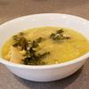 polenta chicken bean kale soup recipe main photo 2