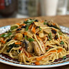 chicken shrimp noodles recipe main photo 1