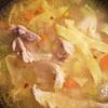grandmas homemade chicken noodle soup recipe main photo