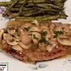 mushroom salisbury steak w green beans recipe main photo