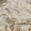 tuna mushroom and blue cheese pasta recipe main photo