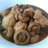 简易蘑菇酱油鸡 simple soy sauce chicken with mushroom recipe main photo