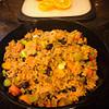 one pot vegetarian jambalaya rice recipe main photo