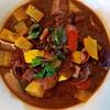 duenjang summer veggies soup instant pot max recipe main photo