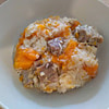 一锅煮金瓜排骨饭 one pot pork ribs pumpkin rice recipe main photo