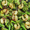 shrimp and broccoli stir fry recipe main photo 1