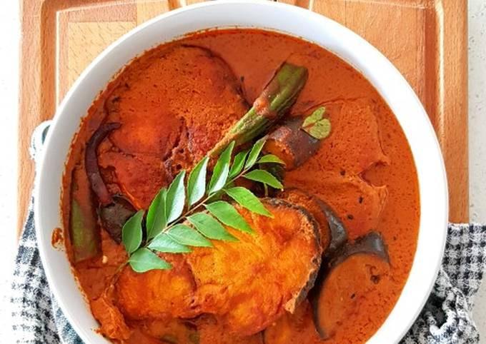 Spanish Mackerel Curry