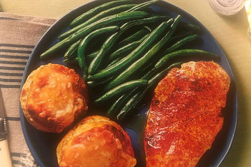 honey paprika chicken recipe main photo