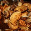 chicken and mushroom stir fry recipe main photo
