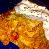 easy enchilada lasagna casserole recipe main photo 1