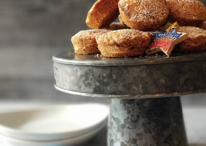 Easy Shortbread Mince Pies