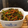 stir fry green bean carrots and ground beef with gochujang paste recipe main photo 1