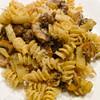 rotini with sausage fennel mushrooms and lemon recipe main photo
