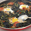 rice with vegetables wild mushrooms eggs and olive oil from spain recipe recipe main photo