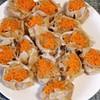 shrimp and chicken with mushroom shu mai recipe main photo