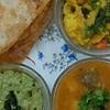 south indian cuisine platterdosasambarchutneypotato veggie recipe main photo 1