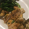 mushroom and spinach saute recipe main photo