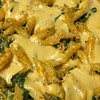 creamy spinach chicken casserole recipe main photo