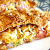 maxican pizza in desi style recipe main photo 1