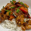 sweet sour chicken recipe main photo